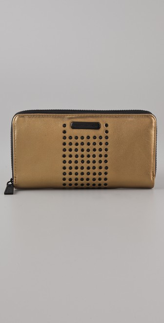 Rebecca minkoff spend / save wallet