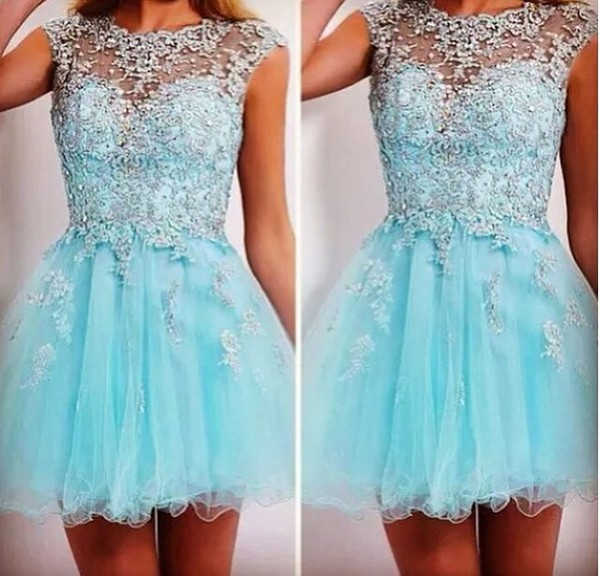 dress tumblr prom dress blue dress homecoming dress