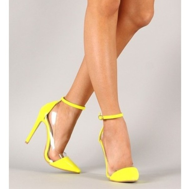 Black Pumps With Gold Heels | Red Heels Vip - Part 2