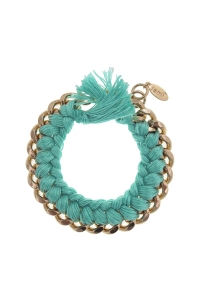 Mint Estelle Bracelet - ShopJami.com