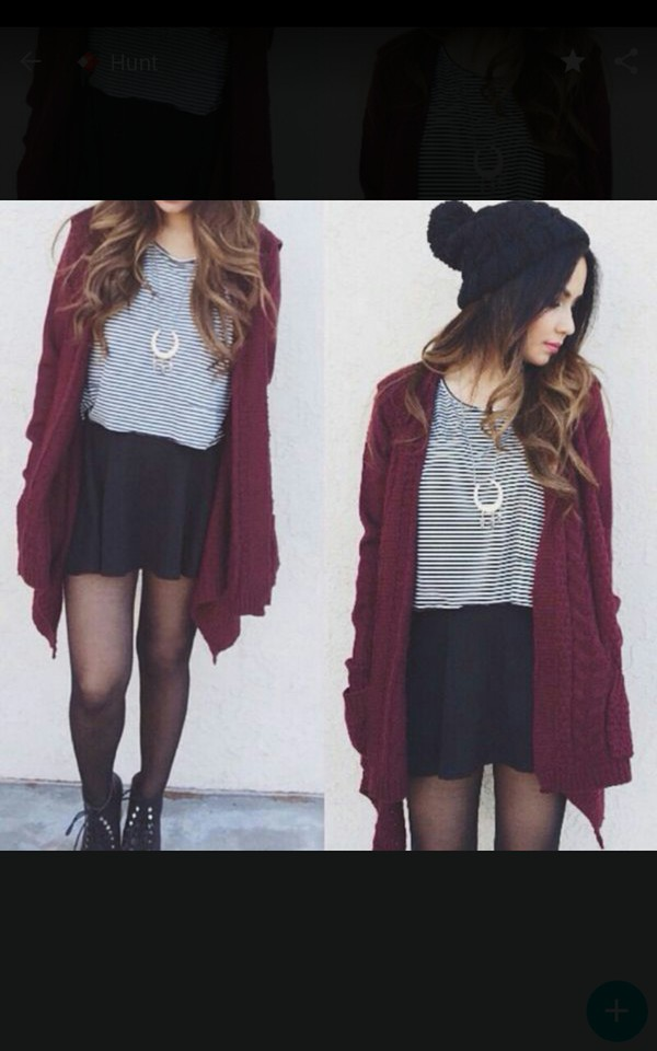 skirt shirt red black white gold jacket shoes leggings home accessory jewels cardigan hat swimwear