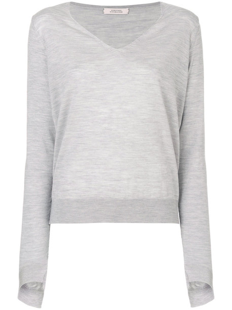 Dorothee Schumacher sweater women wool grey