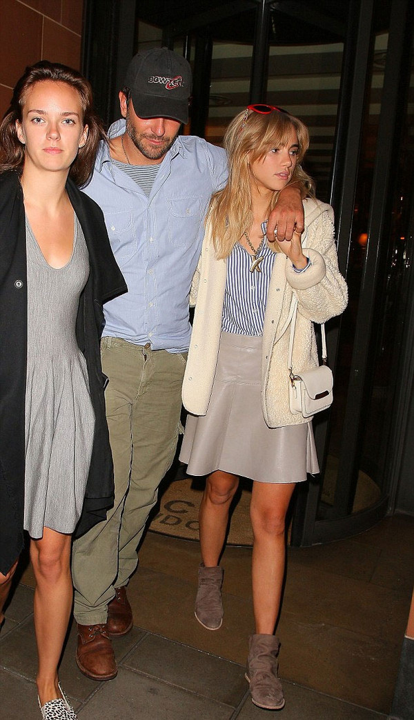 skirt suki waterhouse shirt blue shirt