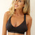 Black Undergarment - Black Bralette with Mesh Trim | UsTrendy