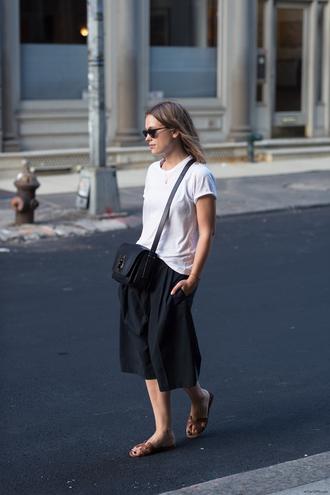 shoes t-shirt bag sunglasses after drk