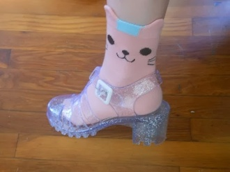 socks ootd boots cute socks tumblr cats cat socks black tumblr outfit shoes