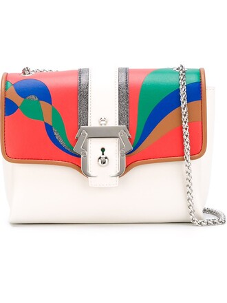 bag shoulder bag print