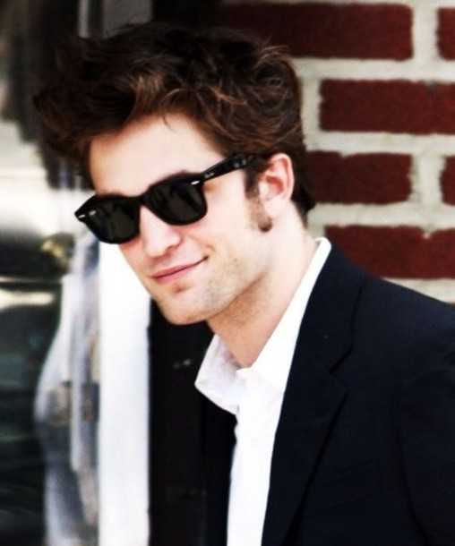 sunglasses, robert pattinson