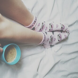 socks yeah bunny pugs frenchie dog print annemerel blogger