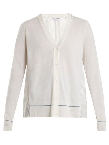 Sonia Rykiel cardigan cardigan wool sweater