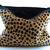 BACK IN STOCK - Spotted II Calf Hair & Leather Statement Clutch