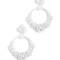 Elizabeth cole pearson earrings