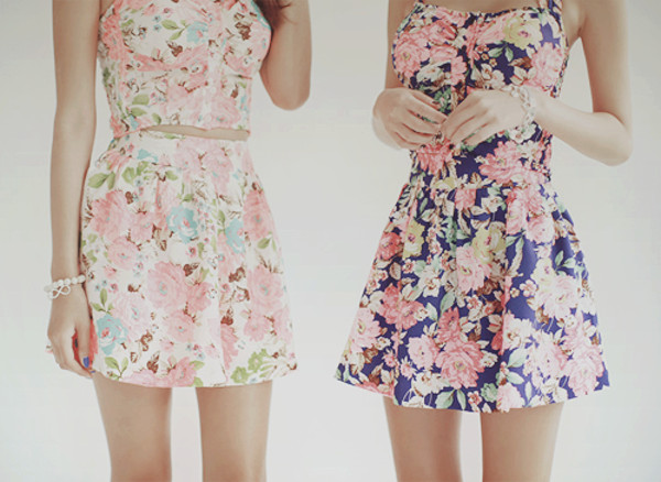 dress flowers summer dress summer outfits floral floral dress cut-out dress skater dress