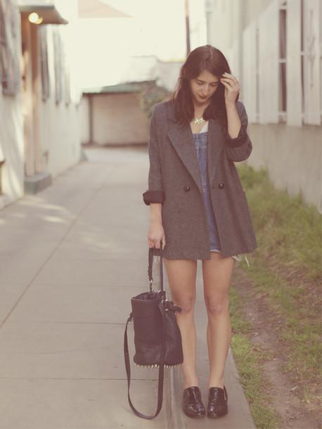 lady a la mode jacket t-shirt shoes bag jewels