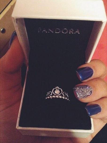 jewels ring pandora fashion belt diamonds