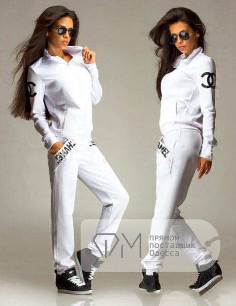 Fashion printing double c sleeved suits sweatshirt hoody h013 from foreverfashion on storenvy