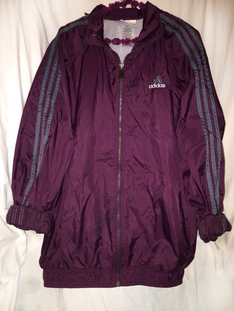 69d99152be75 adidas jacket burgundy