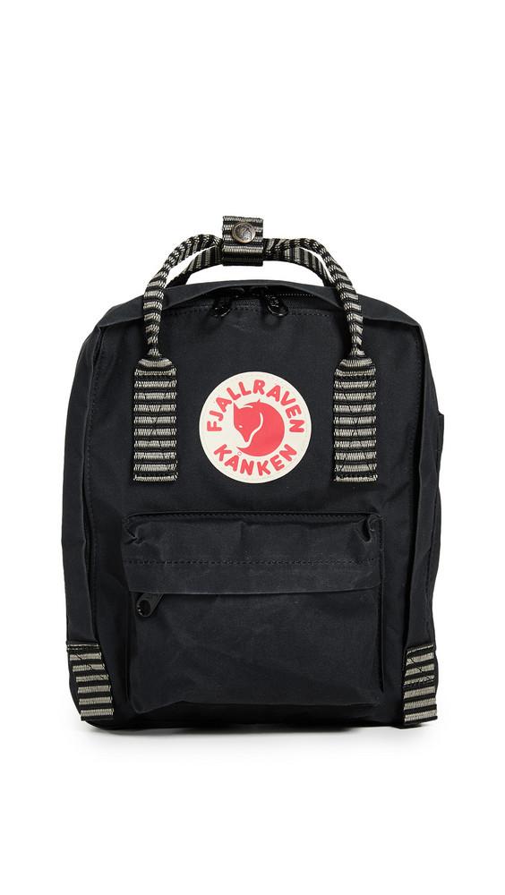 Fjallraven Kanken Mini Backpack in black