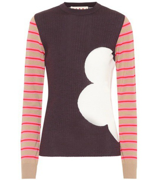 MARNI sweater wool sweater wool