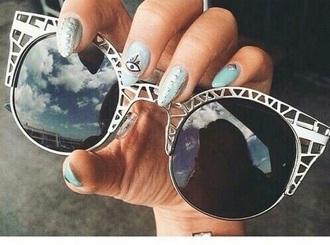 sunglasses glasses grey