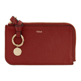 pouch red bag