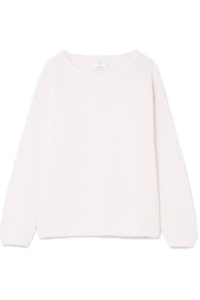 Allude sweater wool cream