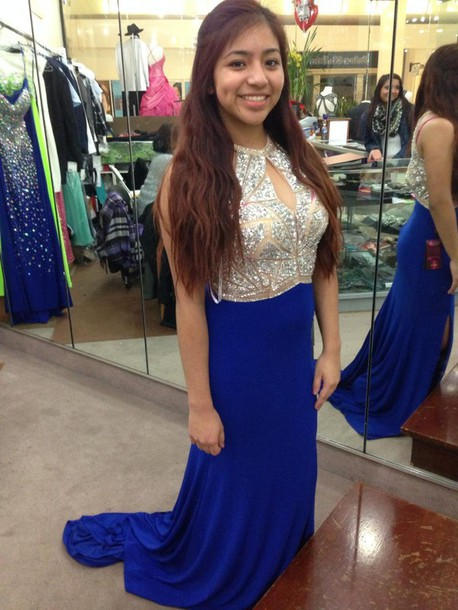 dress royal blue prom dress royal blue prom gown
