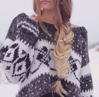 sweater winter sweater christmas sweater winter outfits oversized sweater oversized grey sweater grey white