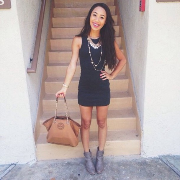 little black dress black dress bag