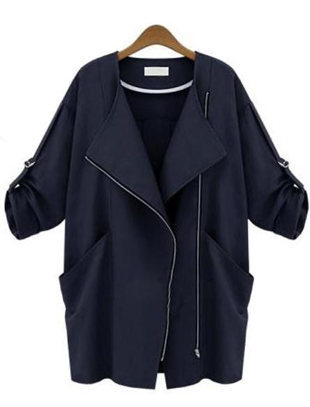 Poppi Parka Coat   Outfit Made