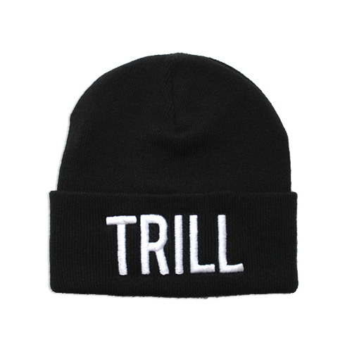 Trill Beanie / Chapel Clothing - Trill Clothing