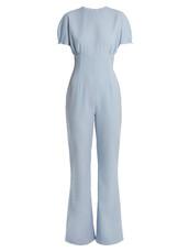 jumpsuit,light,blue,light blue