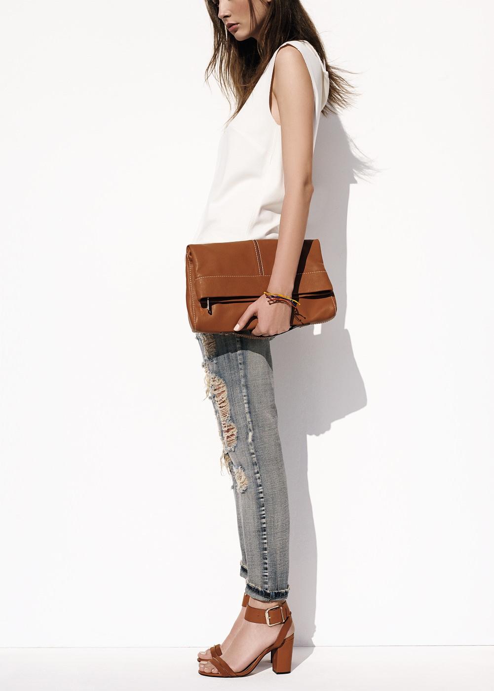 Boyfriend Angie jeans -  Jeans - Women - MANGO