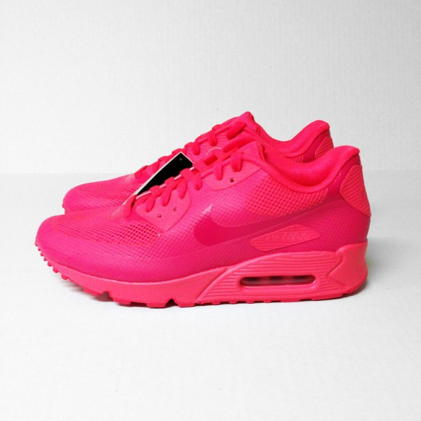 Nike Neon Shoes Pink