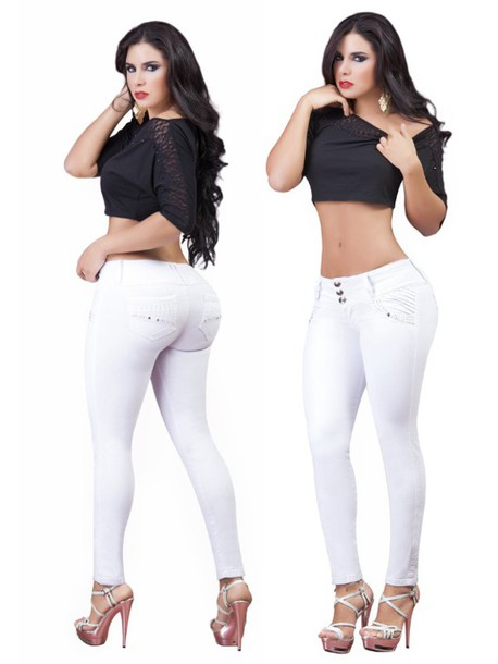 c3af47558c3 jeans butt lift jeans skinny jeans yallure colombian jeans sexy sexy jeans  white jeans white butt