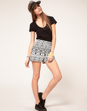 ASOS | ASOS Aztec Print Shorts at ASOS