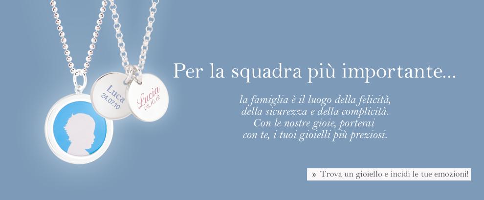 Creare gioielli personalizzati su Pearlfection - Love engraved!