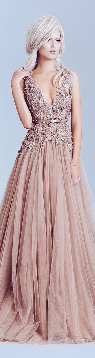 dress prom dress prom prom gown pretty elegant gown wedding dress wedding clothes flowers boho dress pink pink dress gorgeous sexy long prom dress formal dress formal