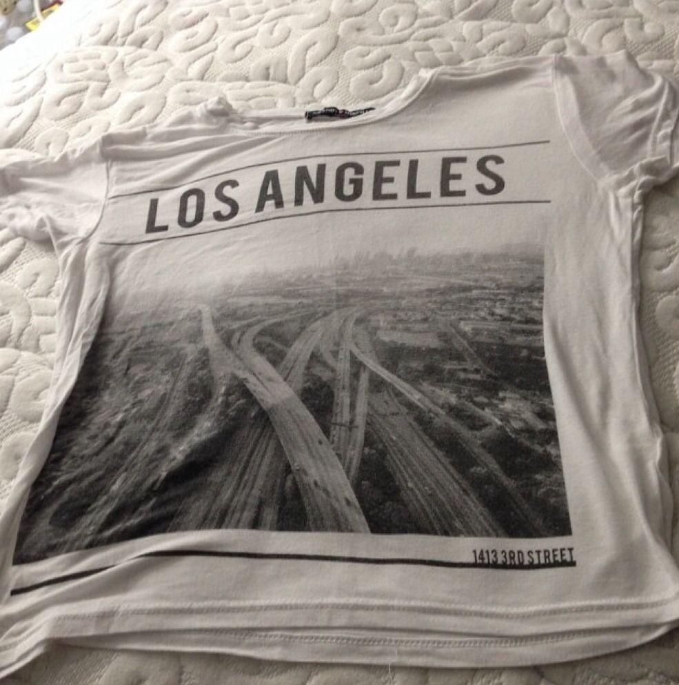 Brandy Melville Los Angeles Top | eBay
