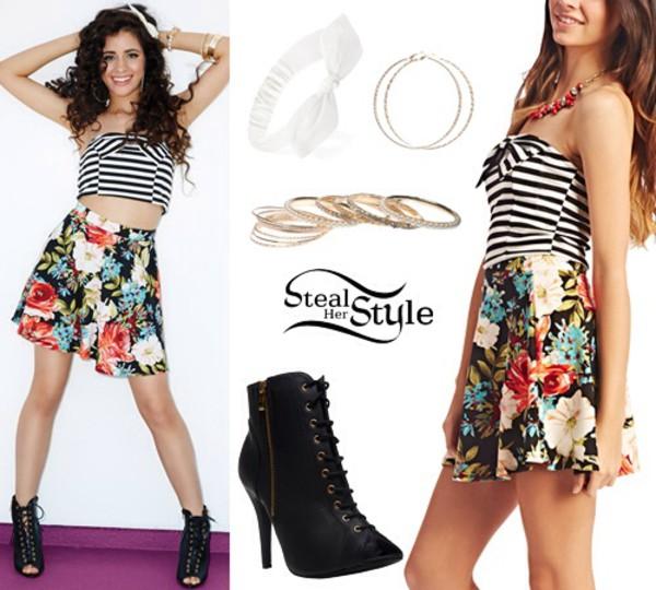 skirt Fifth Harmony camila cabello shoes