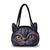 New Women Girl 3D Cartoon Animal Cat Face Shoulder Bag Tote Shopping Handbag
