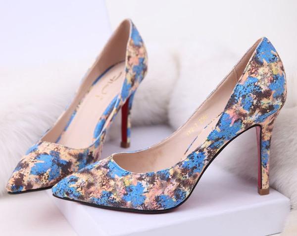 Jenni Python D'Orsay Flats – Glamzelle