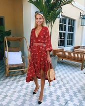 dress,summer,bag,shoes,midi dress