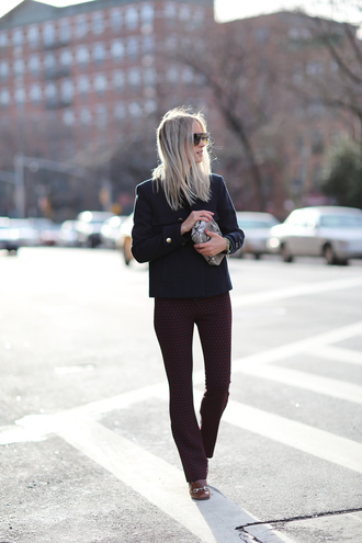 the fashion guitar blogger pants winter outfits