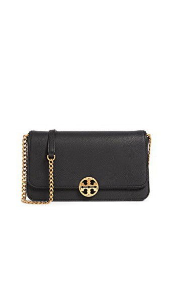 Tory Burch clutch black bag
