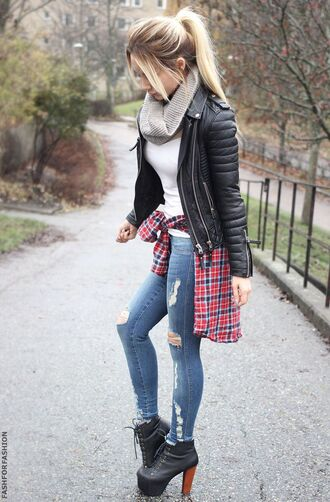 jacket bubble zipper