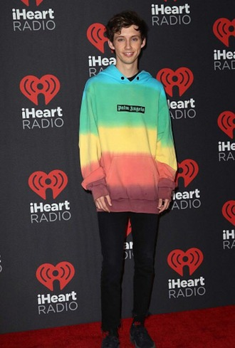 sweater troye sivan sweatshirt multicolor