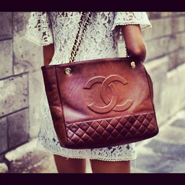 bag chanel quilted handbag viva luxury quilted bag tory burch chanel inspired brown leather bag