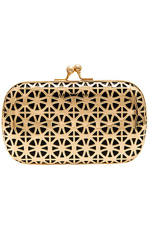 Urban Expressions Clutch The Capulet in Gold -  Karmaloop.com