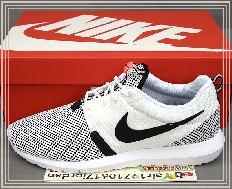 5ac98ecc5378 Nike Rosherun NM BR Roshe One White Black Natural Motion Breeze ...